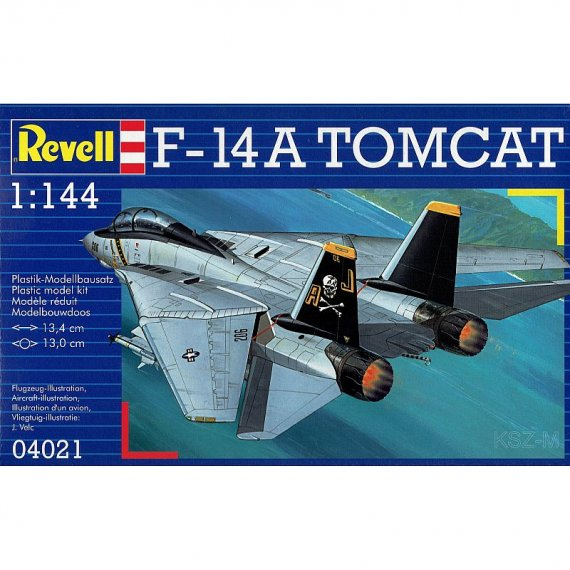 F-14A Tomcat Flanker - REVELL 04021