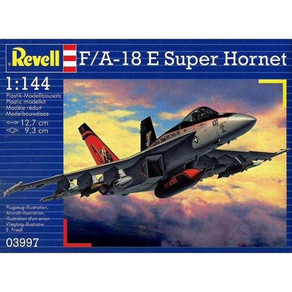 F/A-18 E Super Hornet - REVELL 03997