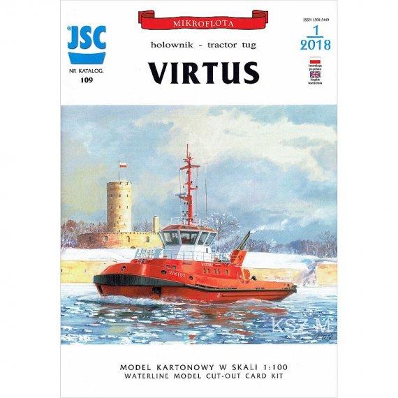 VIRTUS polski holownik- JSC-109