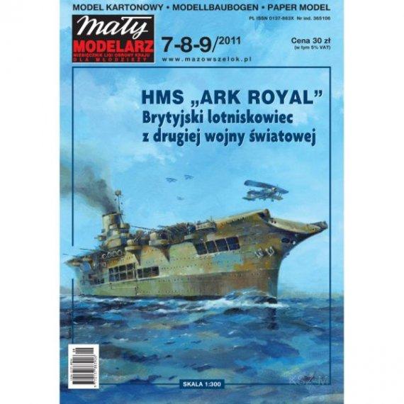 Mały Modelarz 7-8-9/11 Lotniskowie ARK ROYAL