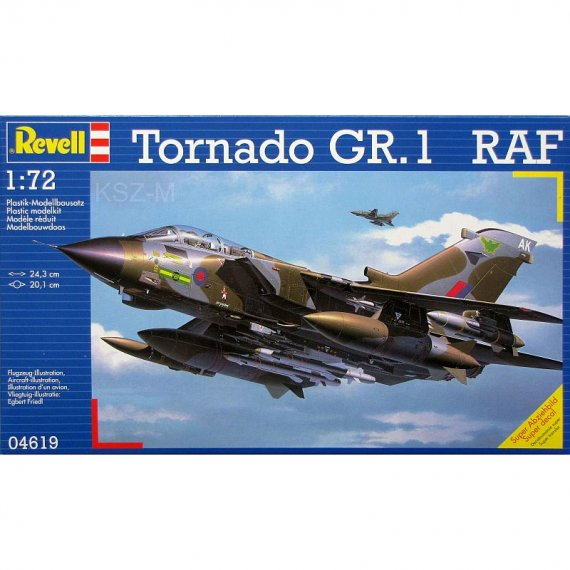 Tornado GR. Mk. 1 RAF - REVELL 04619