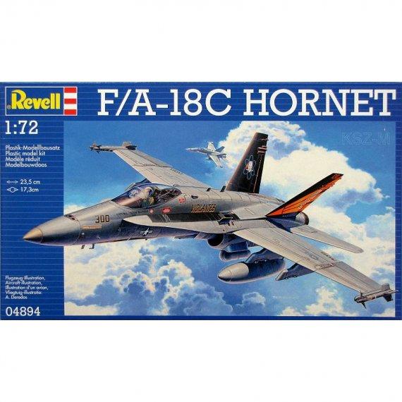 F/A-18 C Hornet - REVELL 04894