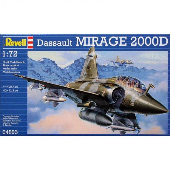 Dassault Mirage 2000 D - REVELL 04893