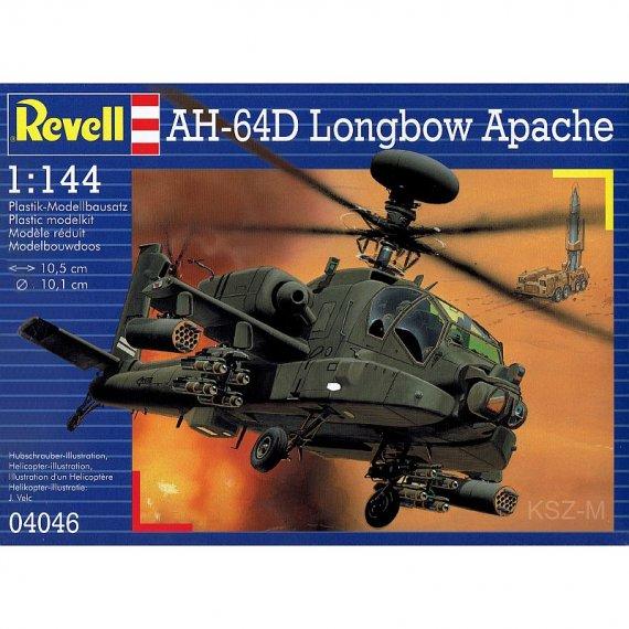 AH-64D Longbow Apache - REVELL 04046