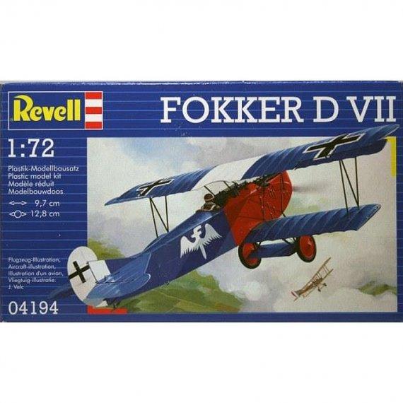 Fokker D VII - REVELL 04194