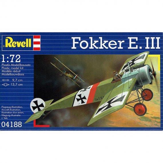 Fokker E.III - REVELL 04188