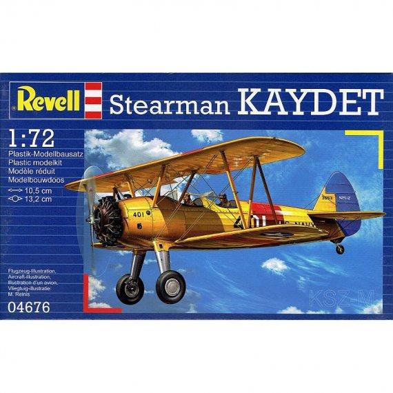 Stearman PT-13D Kaydet - REVELL 04676
