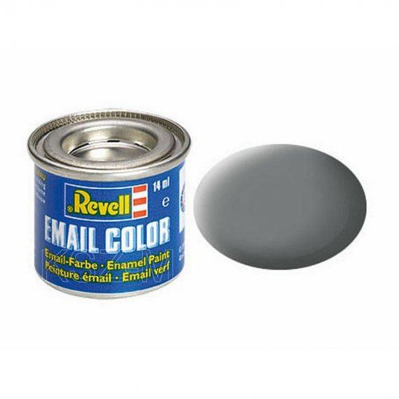 Farba email 47 Mouse Grey - REVELL 32147