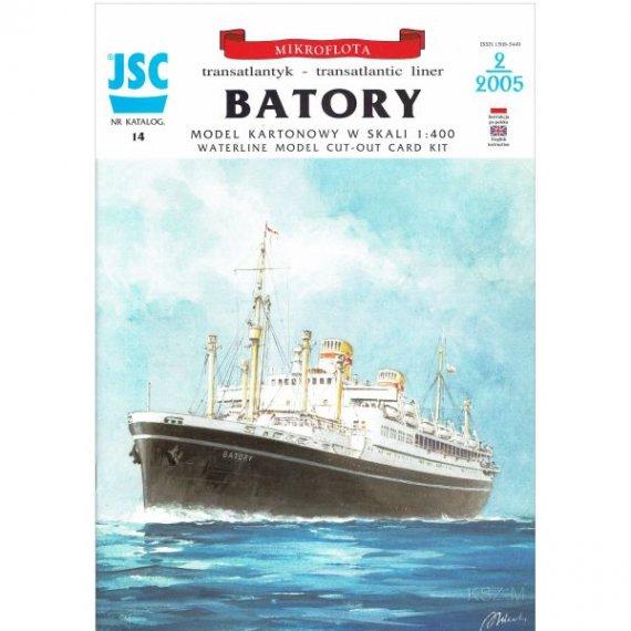 JSC-014 Polski statek pasażerski BATORY