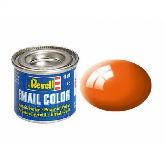 Farba email 30 Orange - Pomarańczowy - REVELL 32130