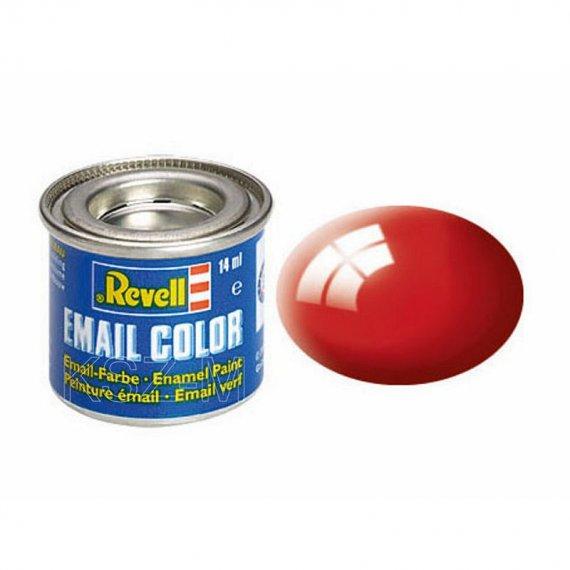 Farba email 31 Fiery Red - Ognistoczerwony - REVELL 32131