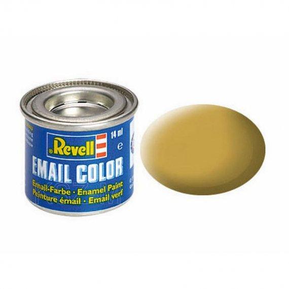 Farba email 16 Sandy Yellow - Piaskowy Żółty - REVELL 32116