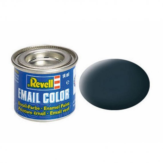 Farba email 69 Granite Grey - Szary Granitowy - REVELL 32169
