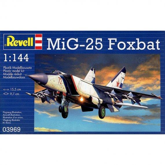 MiG-25 Foxbat - REVELL 03969
