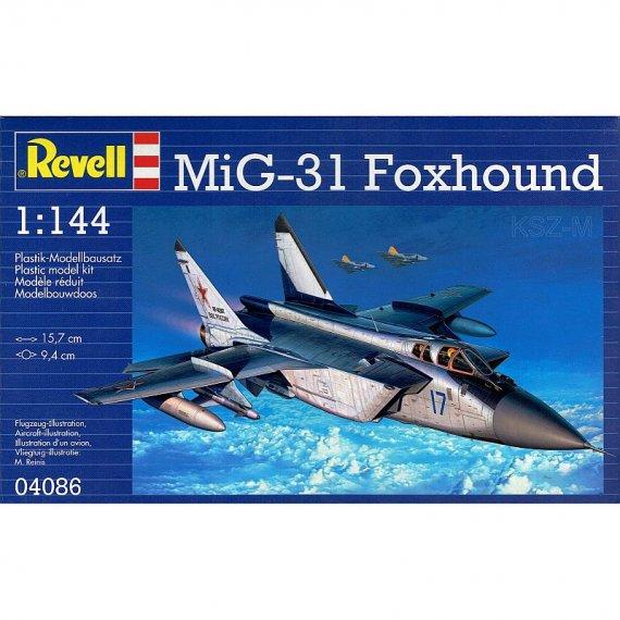 Mig-31 Foxhound - REVELL 04086
