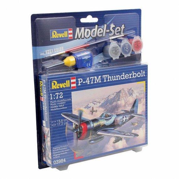 P-47 M Thunderbolt - REVELL 63984