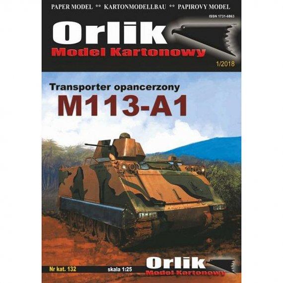 M113 A1 - transporter opancerzony - Orlik 132