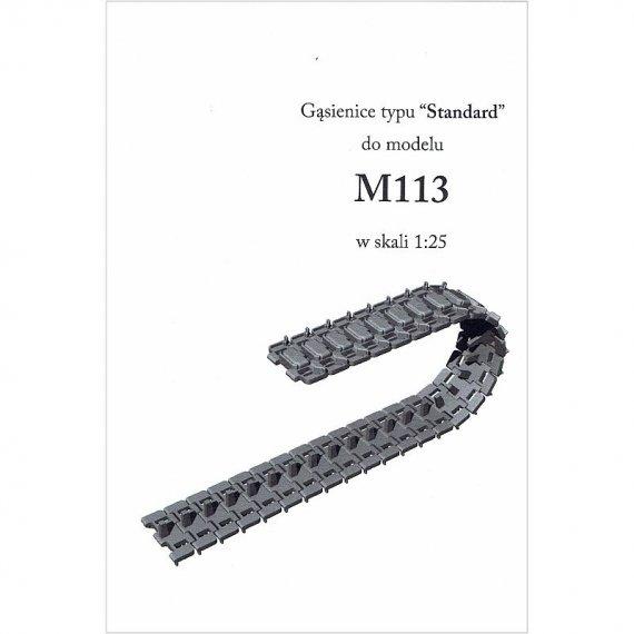 Transporter M113 A1 gąsienice - Orlik 132