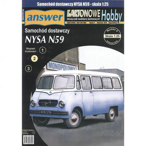 NYSA N59 - Answer 4/18