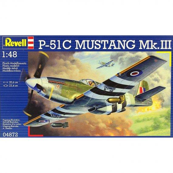 P-51C Mustang Mk.III - REVELL 04872