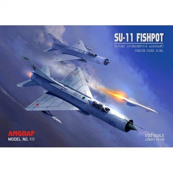 Su-11 Fishpot - Angraf 111