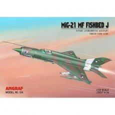 MiG-21 MF Fishbed J - Angraf 124