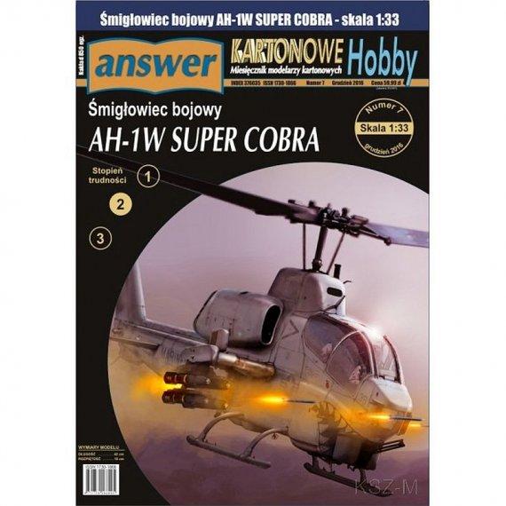 Bell AH-1W Super Cobra - Answer 7/16