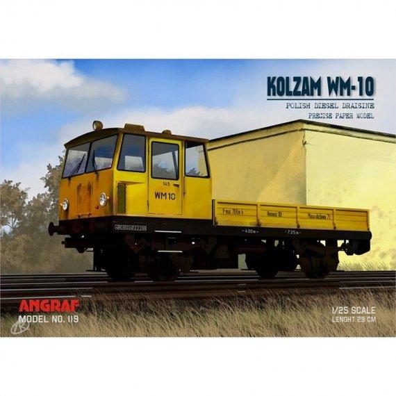Drezyna KOLZAM WM-10 - Angraf 119