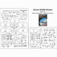 Szkielet do Alenia M346 Master z Answer 4/16