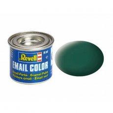 Farba email 48 Sea Green - Zieleń Morska - REVELL 32148