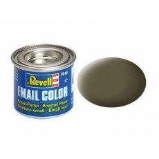 Farba email 46 Nato-Olive - Oliwkowy Nato - REVELL 32146