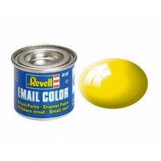 Farba email 12 Yellow - Żółty - REVELL 32112