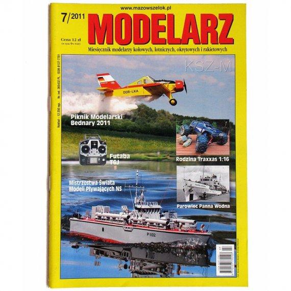 Modelarz 7/2011 - Australia II, Panna Wodna, F8F
