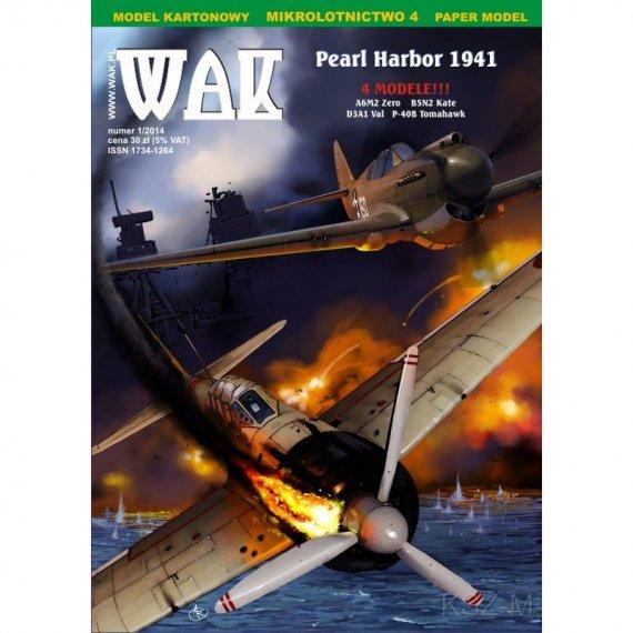 Pearl Harbor 1941 - WAK 1/14