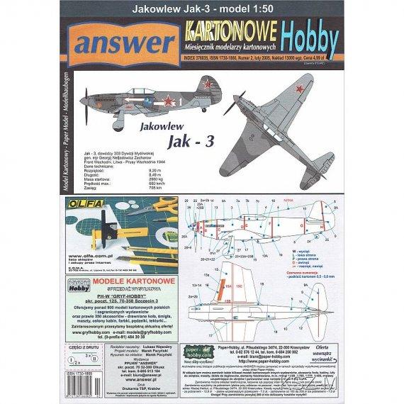 Jak-3 - Answer 2/05