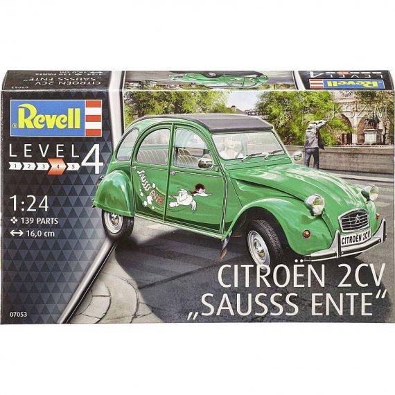 """Citroёn 2CV """"Sauss Entre"""" - REVELL 07053"""