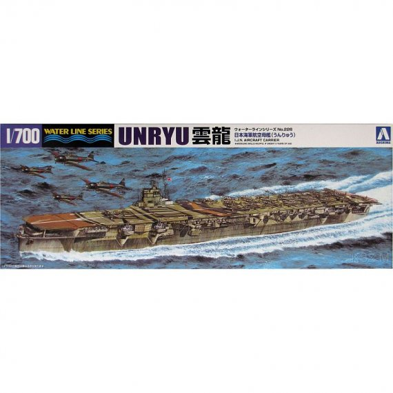 AOSHIMA 226 - Lotniskowiec UNRYU