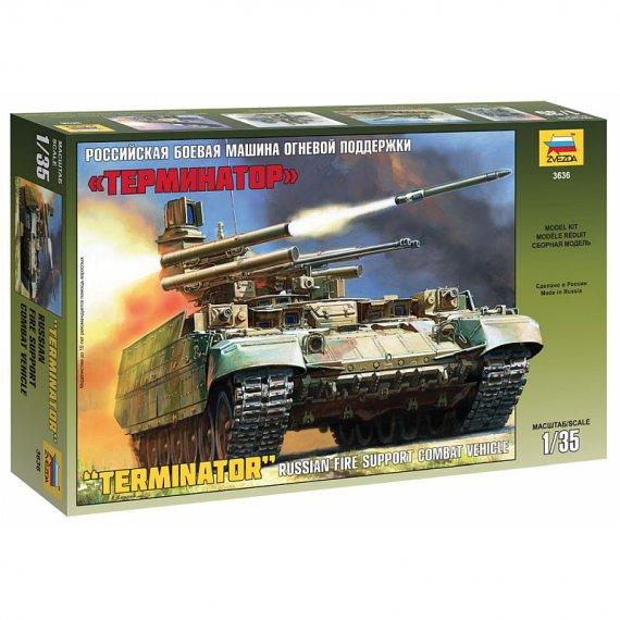 Zvezda 3636 - BMPT Terminator 1:35