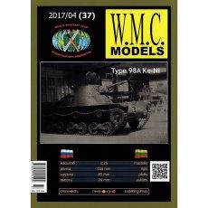 WMC Models 37 - Czołg Type 98A Ke-Ni