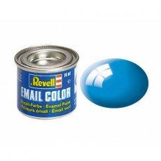 Farba email 50 Light Blue Gloss - REVELL 32150