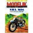SHL M04 - polski motocykl z 1949 - Modelik 4/13