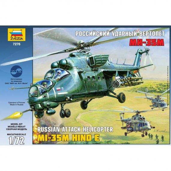 Zvezda 7276 - Mi-35M HIND E