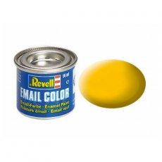 Farba email 15 Yellow Mat - REVELL 32115
