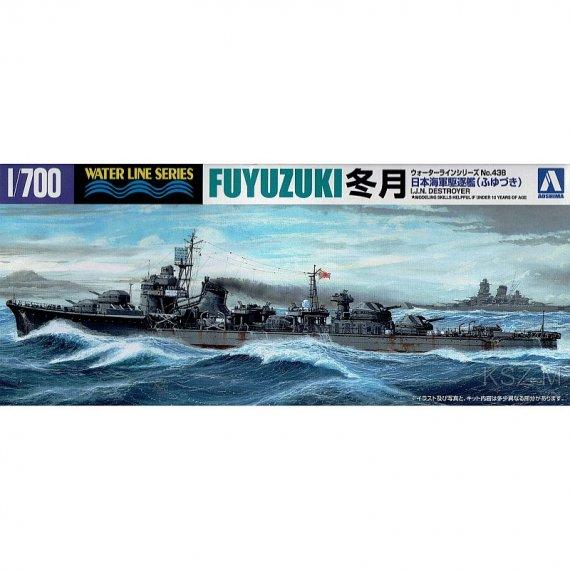 AOSHIMA 438 - IJN FUYUZUKI