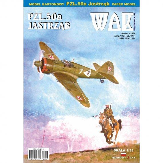 WAK 3/18 - P-50 A JASTRZĄB