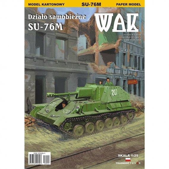WAK 4-5/18 - SU-76M działo samobieżne