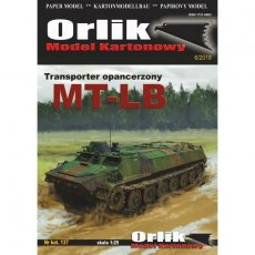 Orlik 137 - MT-LB transporter opancerzony