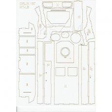 Szkielet do transporter MT-LB - Orlik 137