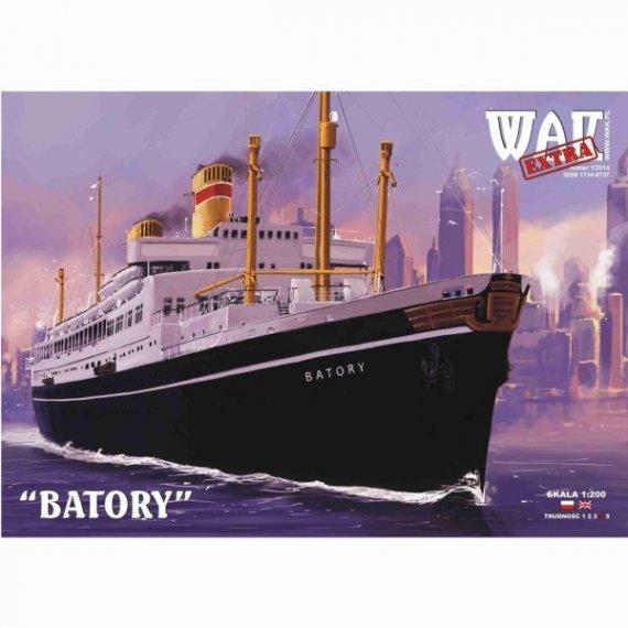 WAK 1/14 - Statek pasażerski Batory
