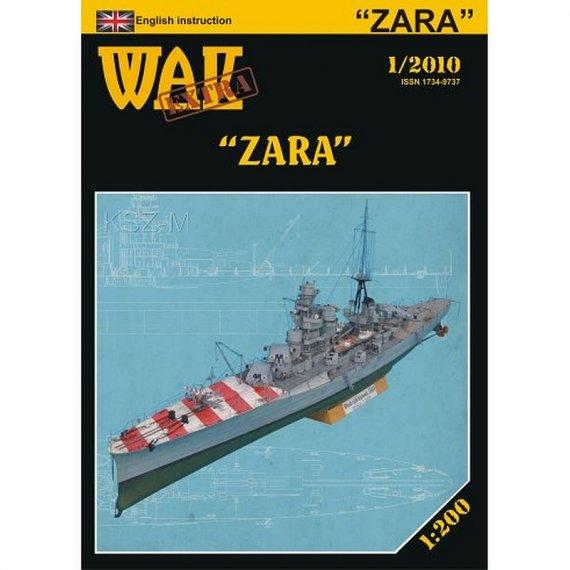 WAK 1/10 - Krążownik ZARA